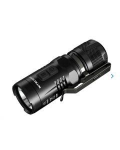 Nitecore ec11 cree xm-l2 u2 led 900 lumens lanterna impermeável resgate busca tocha