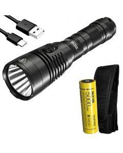 Nitecore MH25S Luminus SST-40 1800 Lumen USB-C Lanterna Recarregável