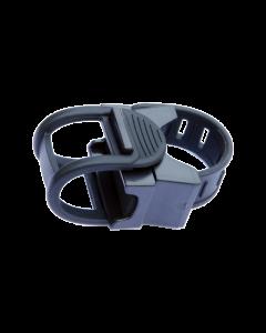 Nitecore BM02 Bicicleta ajustável suporte de montagem de bicicleta com alças de borracha para 22 ~ 28mm Lanterna SRT7 MH25 MT26 Lanternas EC25